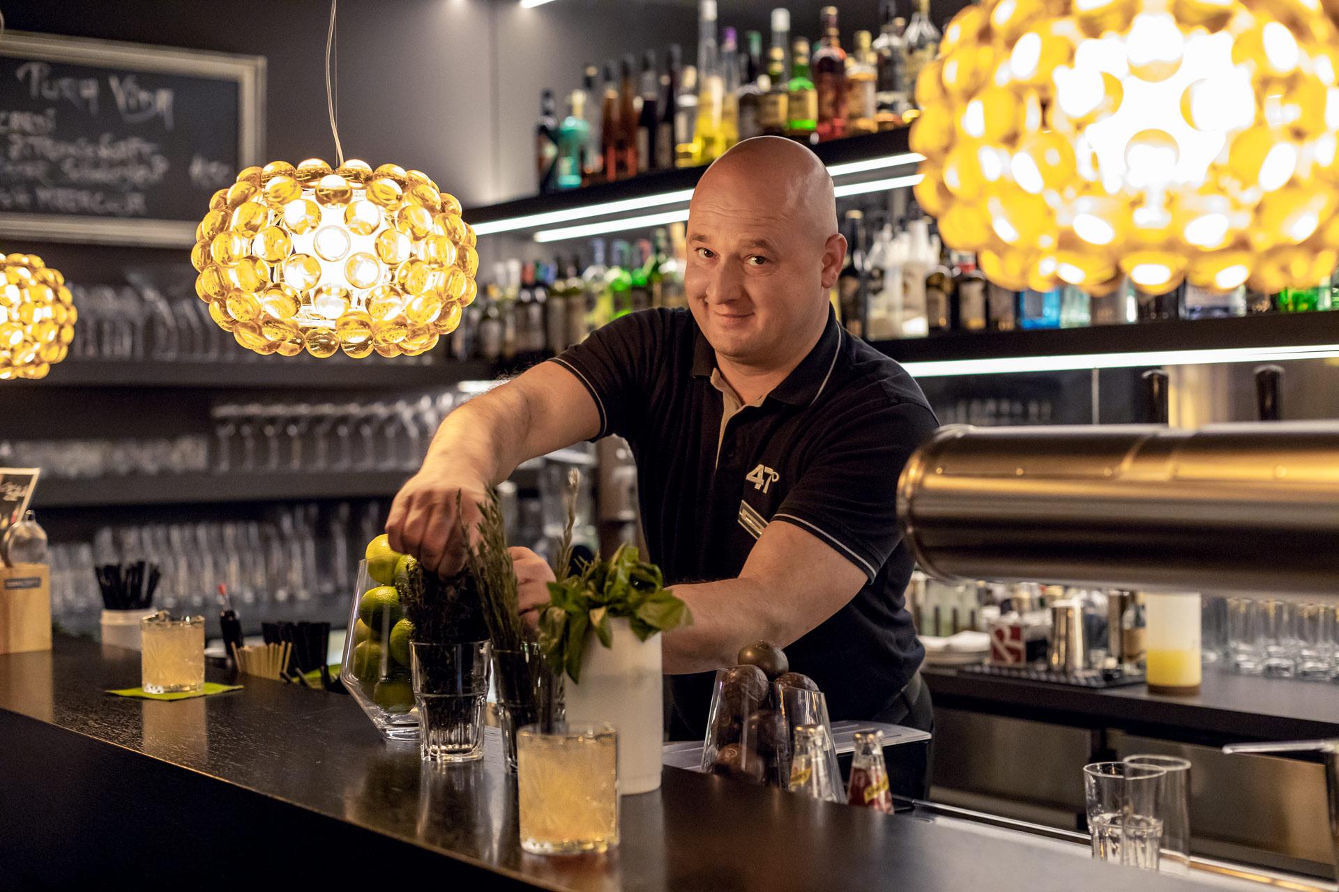 Cocktailkurs Friedrichs Bar