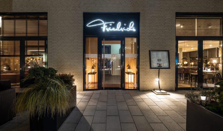 Eingang Restaurant Friedrichs