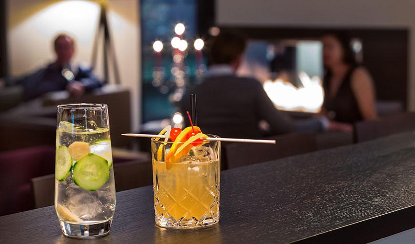 Cocktails Friedrichs Bar