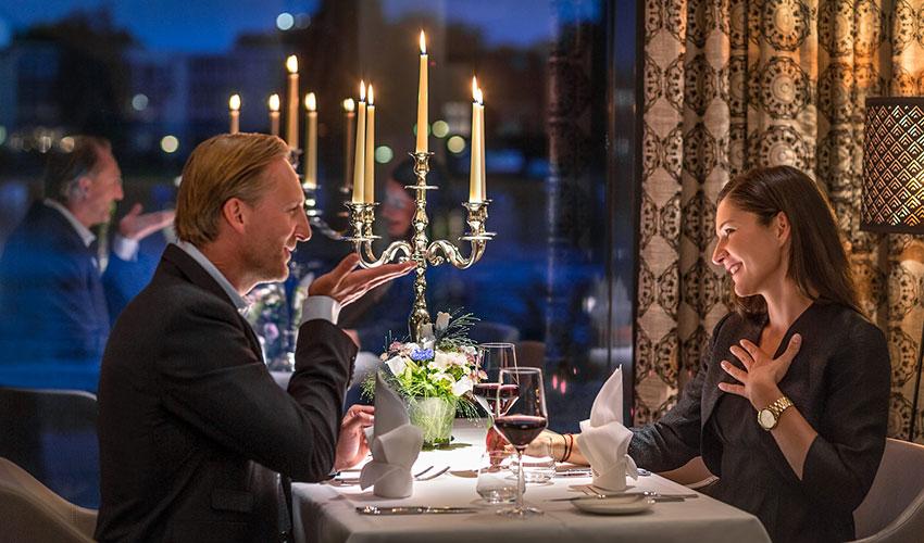 Dinner Restaurant Friedrichs