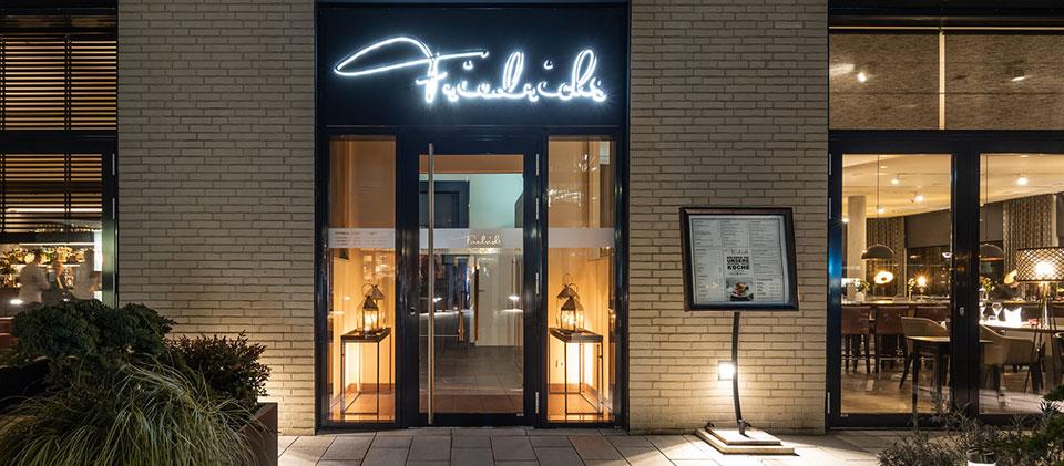 Restaurant Friedrichs Eingang