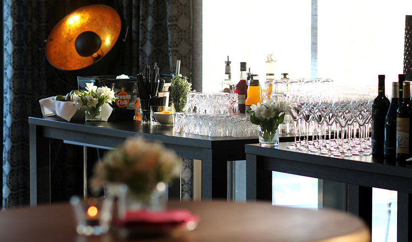 Bankett Feier Restaurant Friedrichs