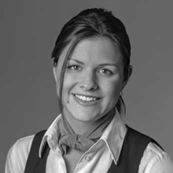 Restaurantleiterin Annika Lippitz
